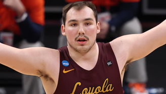 Where Does Cameron Krutwig's Mustache Rank Among The Dirtiest Facial Hair In March Madness History?