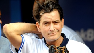Charlie Sheen Takes A Hard Look Back On The 10-Year Anniverary Of His Complete Meltdown