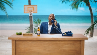 TNT's Kenny Smith Gives Us His March Madness Predictions, Fires Back At Knicks Fans, And Doles Out Advice For College Basketball Fans Ahead Of NCAA Tournament
