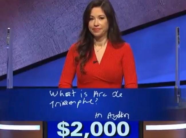 Crazy Jeopardy Ending