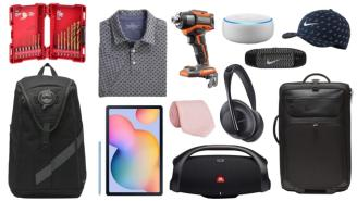 Daily Deals: Speakers, Hair Trimmers, Tablets, Nike Sale And More!