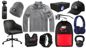 Daily Deals: Cameras, Projectors, Weights, North Face Sale And More!