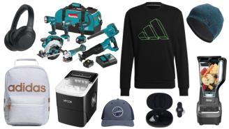 Daily Deals: Blenders, Tool Sets, UE Earbuds, adidas Sale And More!