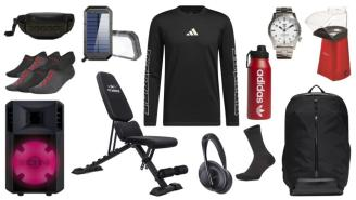 Daily Deals: Clothing, Chargers, Weight Benches, Nike Sale And More!