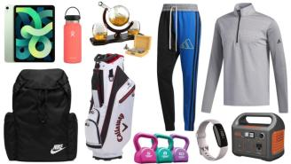 Daily Deals: Golf Bags, Decanters, Hydro Flasks, adidas Sale And More!