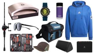 Daily Deals: Pizza Ovens, Tool Sets, Speakers, adidas Sale And More!