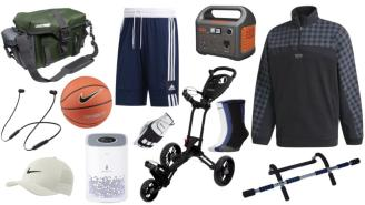 Daily Deals: Air Purifiers, Push Golf Carts, adidas Sale And More!