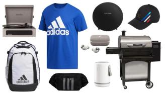 Daily Deals: Turntables, Grills, Air Purifiers, adidas Sale And More!