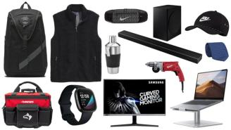 Daily Deals: Fitbits, Monitors, Laptop Stands, Tool Sale And More!