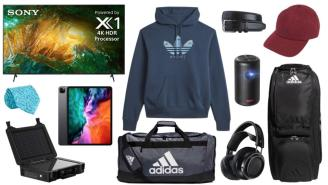 Daily Deals: TVs, Projectors, Solar Power Banks, adidas Sale And More!