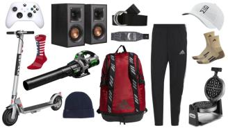 Daily Deals: Waffle Irons, Bookshelf Speakers, adidas Sale And More!
