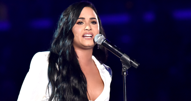 Demi Lovato Was Using Meth Heroin And Cocaine Prior To Overdose