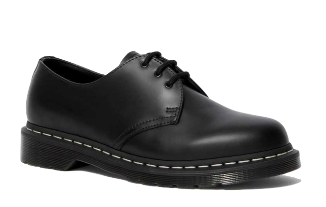 Dr. Martens 1461 Contrast Stitch Smooth Leather Oxford Shoes