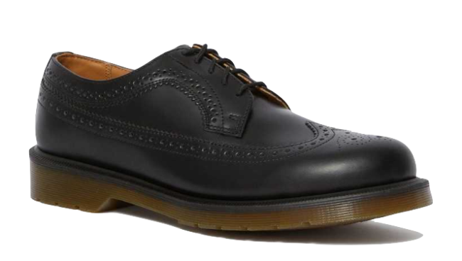 Dr. Martens 3989 Smooth Leather Brogue Shoes