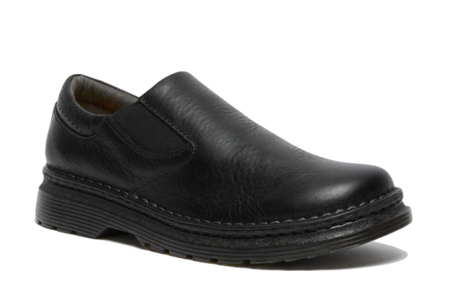 Dr. Martens Orson Leather Slip On Shoes