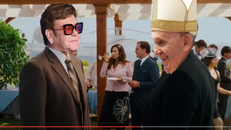 Elton John's Response To The Catholic Church After Same-Sex Blessing Refusal, Explained In 'Step Brothers' Terms