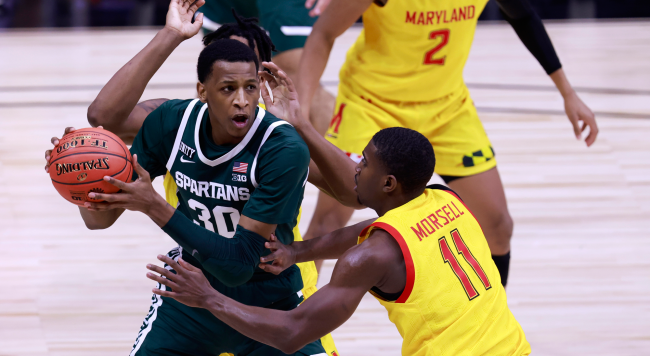 East Lansing Named Best City For March Madness In 2021 Top 25 Rankings