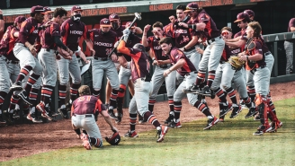 Virginia Tech Baseball's 'Home Run Hammer' Is The Most Electric Thing In Sports Right Now