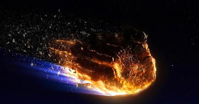 Footage Biggest Potentially Hazardous Asteroid Passing Earth In 2021