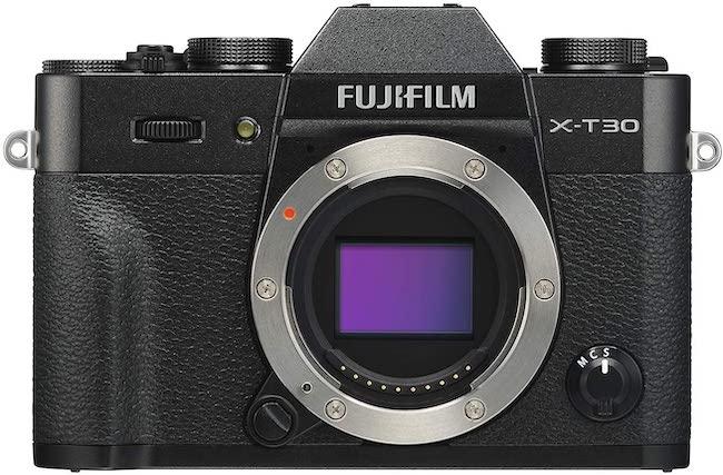 Fujifilm X-T30 - Best Video Cameras 2021