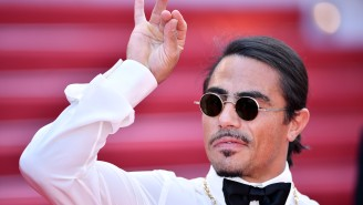 The Internet Reacts To Viral Video Of Salt Bae Feeding Woman In Front Of Her Stunned Boyfriend