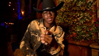 People Are Calling For Nike Boycott After Lil Nas X Releases 'Satan Shoes' That Contain A Drop Of Human Blood