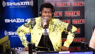 Lil Nas X Laughs Off Gen Z's Attempt To Cancel Eminem