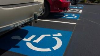 Karen Surprised TikToker Has Missing Leg After She Berated Him Over Taking Handicap Parking Spot