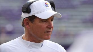Les Miles And Kansas Mutually Agree To Part Ways Over 2013 Misconduct Investigation At LSU