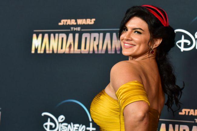 Disney cancels upcoming Running Wild with Bear Grylls show with Mandalorian star Gina Carano.