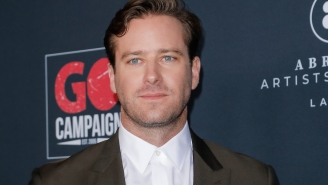 Armie Hammer Left A Rope-Bound Mannequin Torso In The Trash As He Moved Out