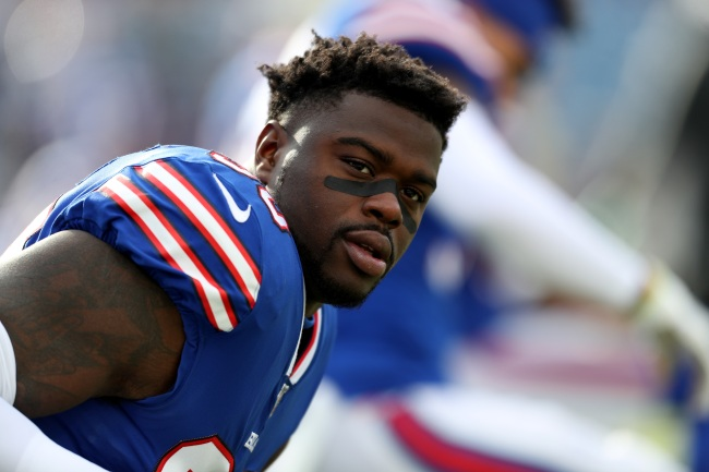 Shaq Lawson's Ex Blasts Him For Sliding Into Teanna Trump's DMs While Ignoring His Child And Being A Deadbeat Dad