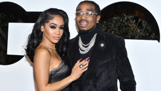 Rapper Quavo Reportedly Had Car Dealership Take Back Bentley He Gifted Saweetie After Their Break Up