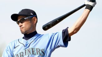 Ichiro Was Back On The Field For The Mariners This Weekend And He Looks Ready To Play This Year