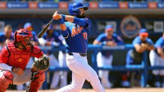 Mets' Luis Guillorme Earned A 22-Pitch Walk, Securing His Throne As The Most Exciting Spring Training Player Ever