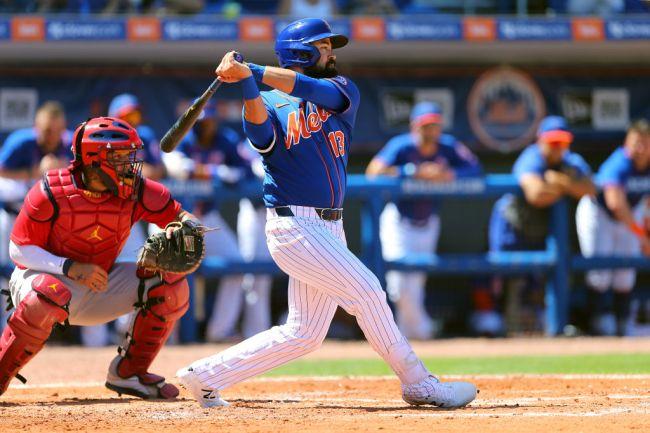 Luis Guillorme New York Mets