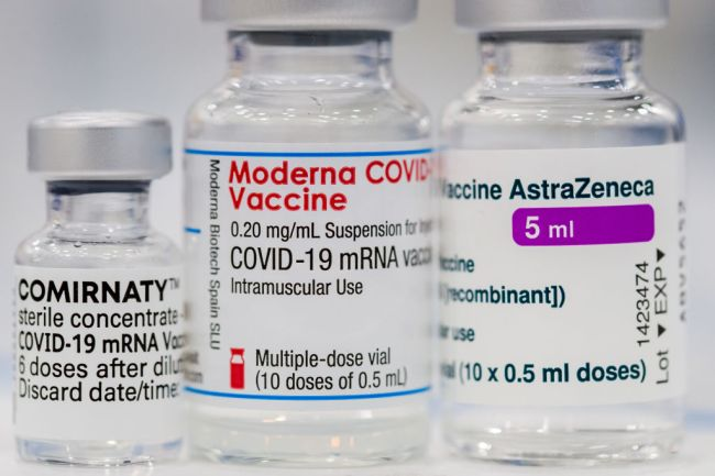 COVID Vaccine Recipients Are Self-Reporting 'Genital Herpes' And Other Absurd Side Effects That Are 100% Not Related