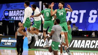 13-Seed North Texas Won Its First-Ever March Madness Game In An Epic Overtime Upset And You Need To Get On The Bandwagon