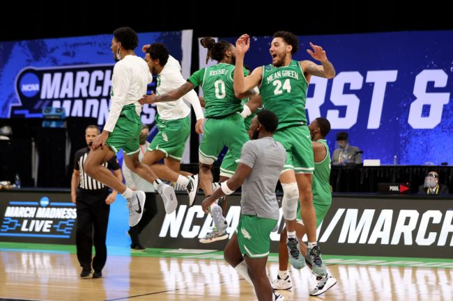 North Texas Mean Green Upset Purdue March Madness