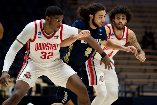Ohio State's E.J. Liddell Posts Nasty Instagram DMs Sent To Him By Angry Fans After Team's Loss To Oral Roberts At NCAA Tournament