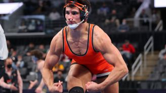 A.J. Ferrari Is The Most Exciting Wrestler In The Country And Will Make You Want To Run Through A Brick Wall