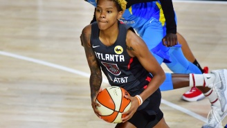 WNBA Player Courtney Williams Agrees With Shaq And Wants The WNBA To Lower The Rims 'I'm Trying To Dunk On Somebody's Head'