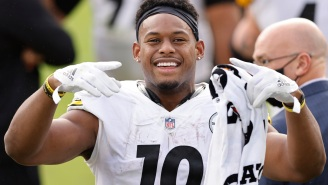JuJu Smith-Schuster Turned Down More Money From Several Teams And Took A 'Massive' Pay Cut To Return To Steelers