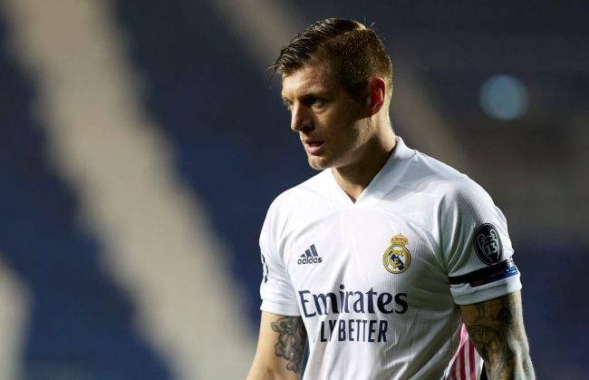 Toni Kroos Soccer Real Madrid Germany