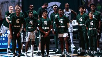 Michigan State Basketball Is Now 'Presented By Rocket Mortgage,' But There Isn't Enough Money To Pay Athletes