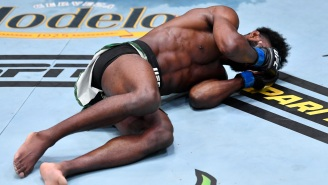 Several UFC Fighters Accuse Aljamain Sterling Of Faking Head Injury To Get Petr Yan DQed From Fight Due To Illegal Knee