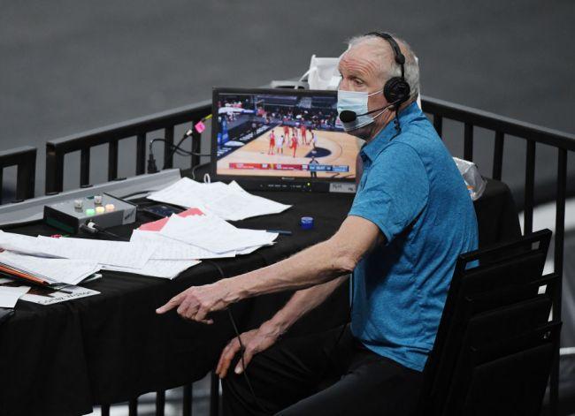 Bill Walton Broadcast Pac-12
