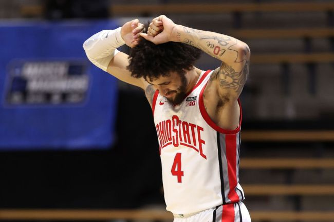 ohio state oral roberts overtime march madness