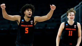 Oregon State Sends Tennessee Packing, Continues Insane 12-Seed/5-Seed March Madness Upset Streak
