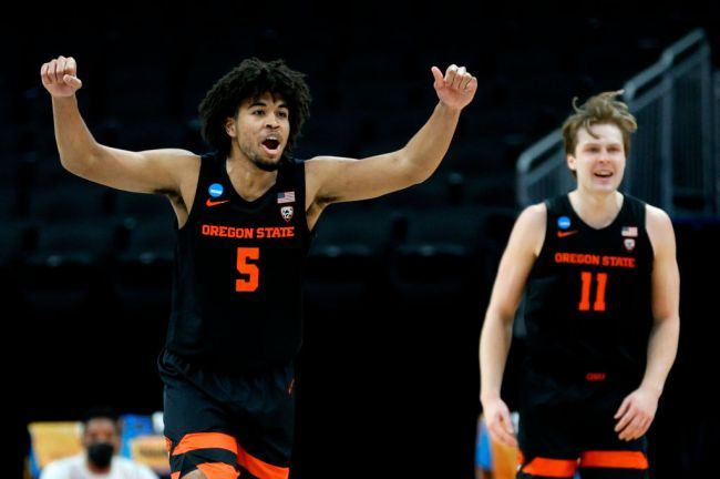 Oregon State Basketball March Madness Tennessee